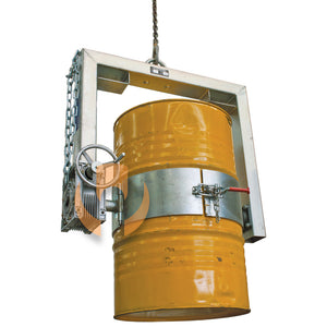 DBR40H Crane Drum Rotator (Hand Wheel)