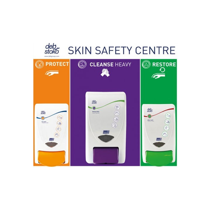 Deb Stoko Skin Safety Centre 3-Step (Small: 2 Litre)