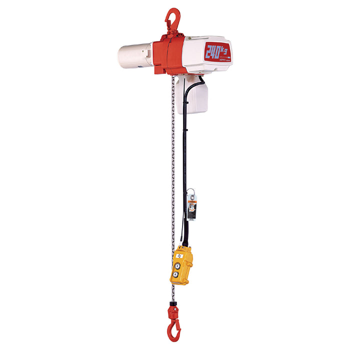 EDL Series Electric Chain Hoist - Dual Speed (Pendant)
