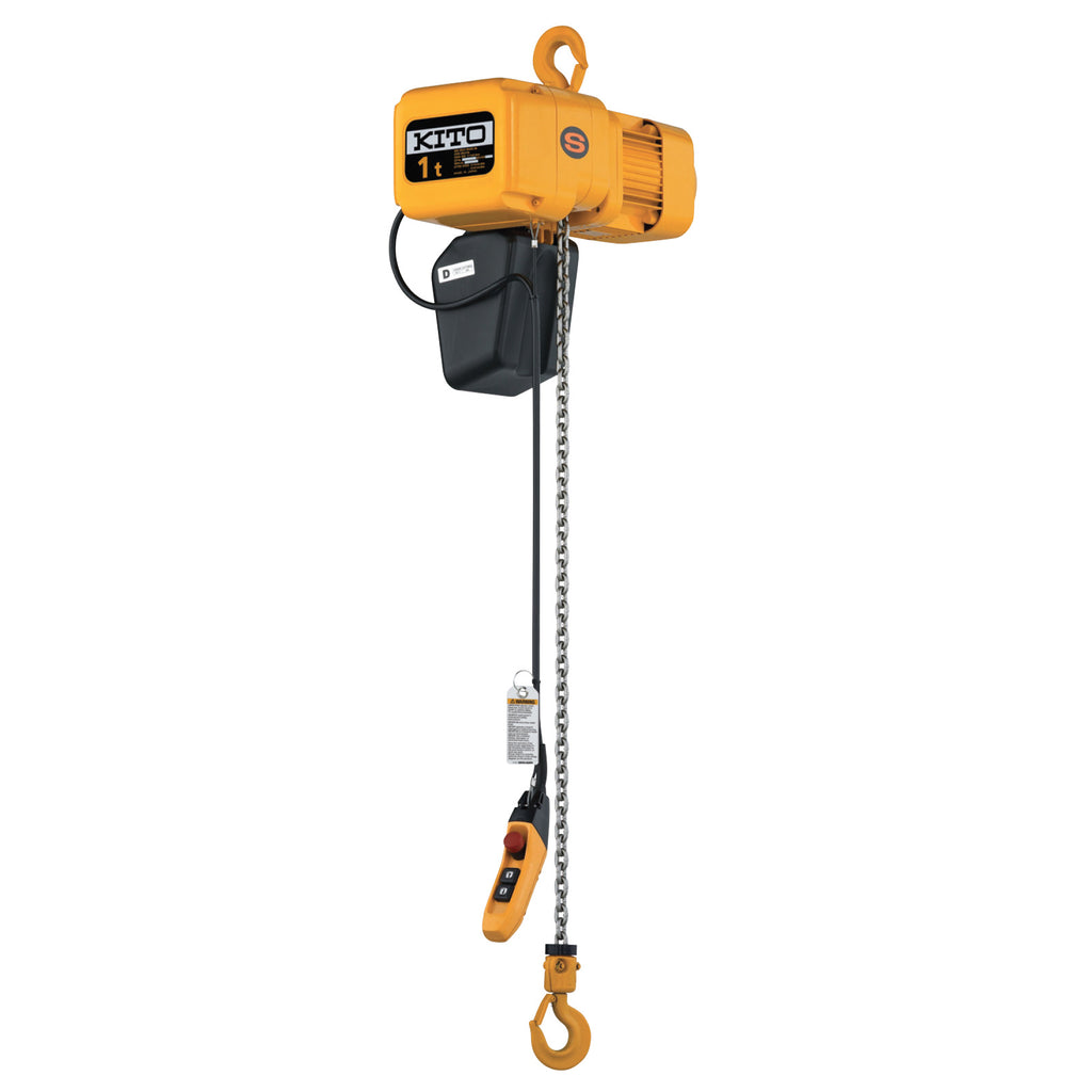 ER2 Series Electric Chain Hoist - Dual Speed with Inverter