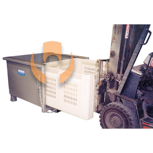 FBT-M Forward Bulk Bin Tipper Manual