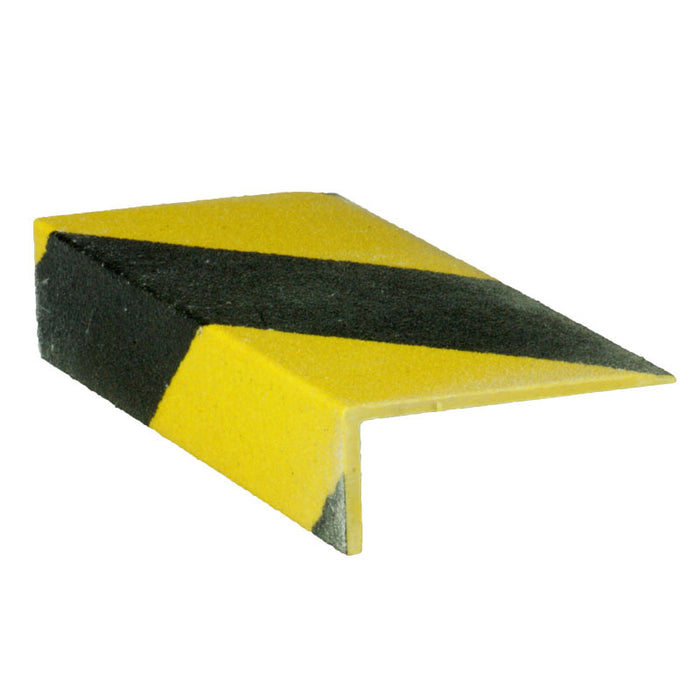FGH Fibreglass Stair Nosing Hazard 30mm x 70mm x 3620mm