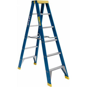 RFDS Fibreglass Double Sided Ladder