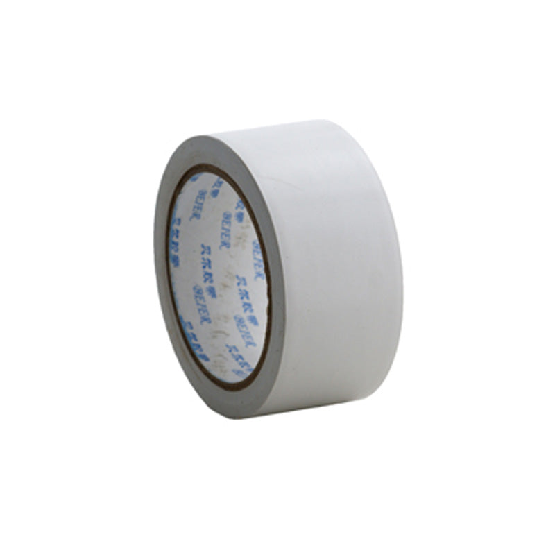 Floor marking tape 50mm White