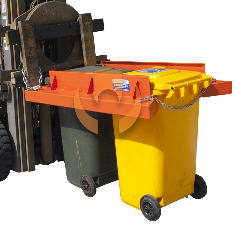 FWB24 Wheelie Bin Lifter/Tipper