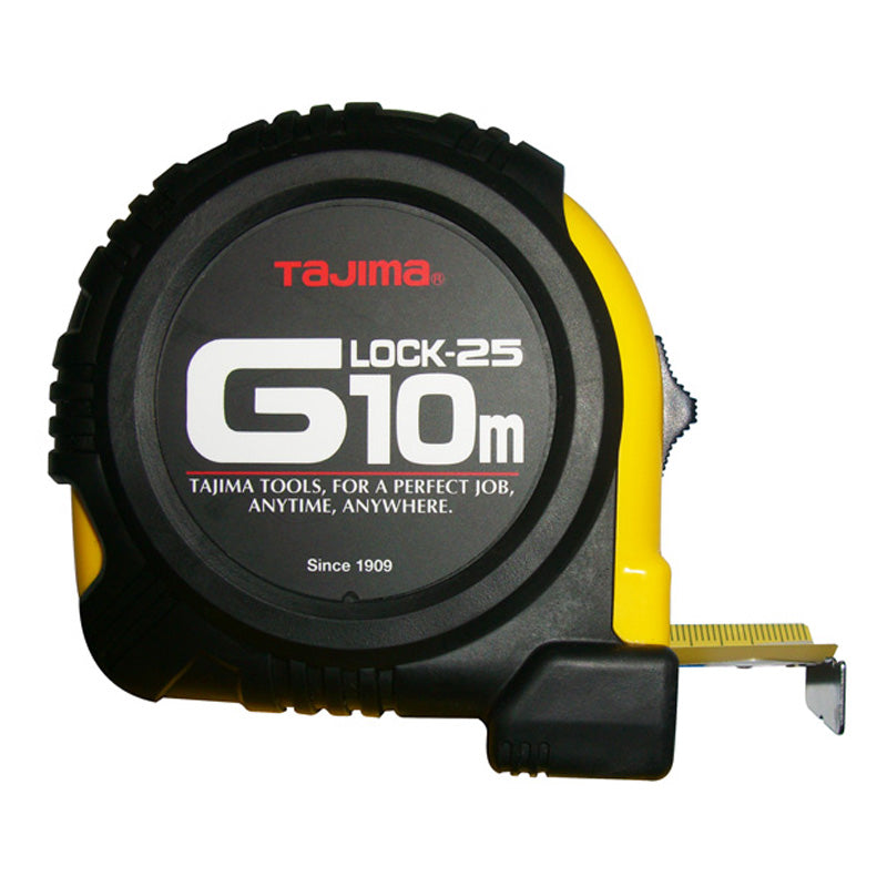 10M Shock Resistant Tape Measure Metric