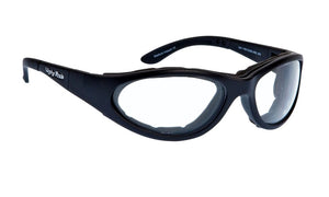 Glide RS03282 Standard Shiny/Matt Safety Glasses