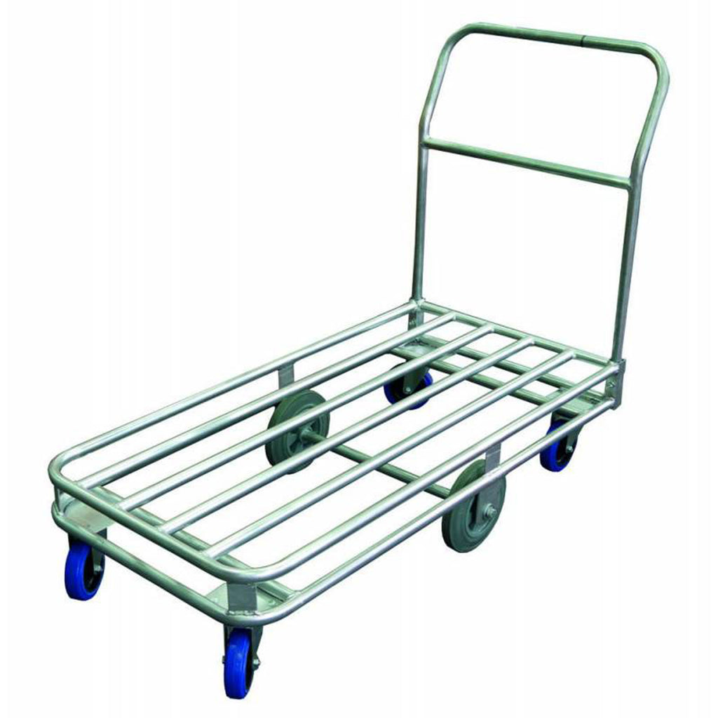 Galvanised Tubular Deck Trolley - GT600S