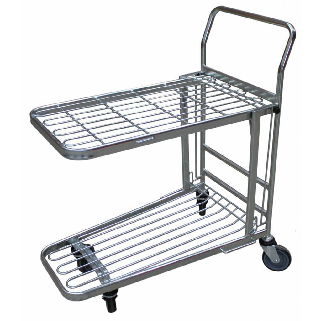 Two Tier Nesting Platform Trolley - HBEW5