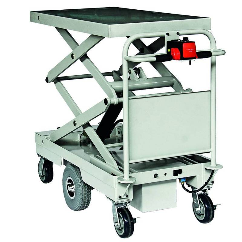 Fully Powered Electric Lift & Centre Drive Trolley - HG116B