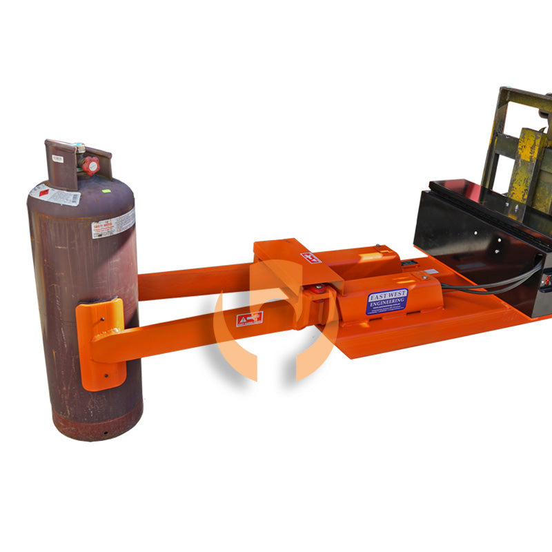 HGA01 Gas Cylinder Grab Attachment
