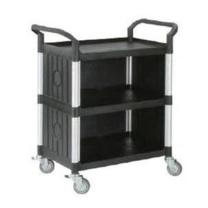 Triple Deck Service Cart - HS808C/LC
