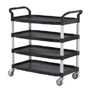 Quad Deck Service Cart - HS808LI