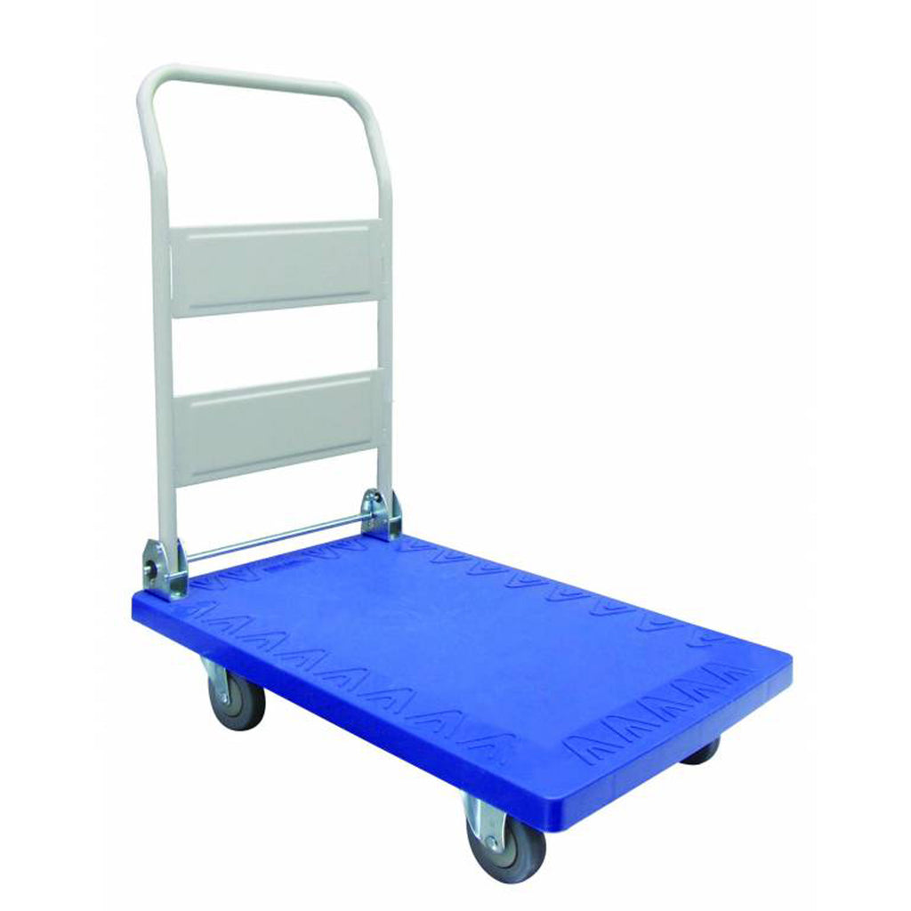 Folding Plastic Deck Platform Trolley HS850HB