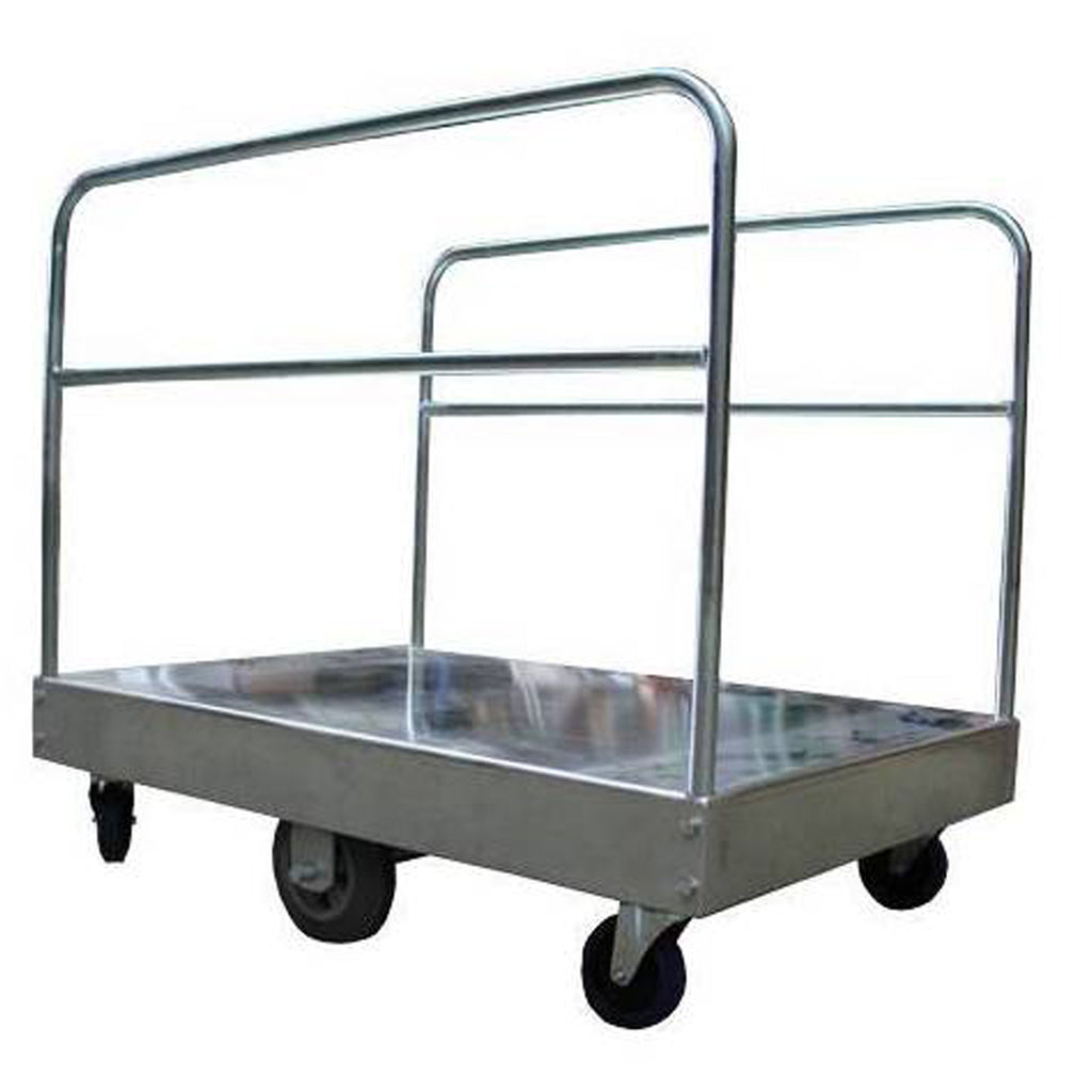 Galvanised Bulky Goods Trolley - HTD800S2