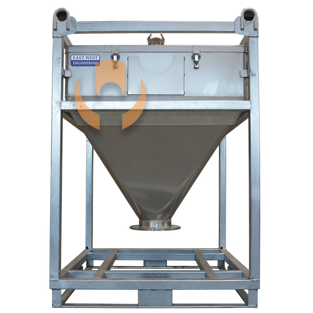 Hopper Intermediate Bulk Container (IBC)
