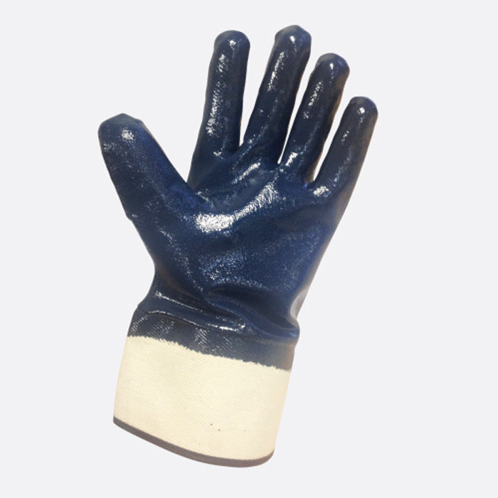 Heavy Duty Industrial Nitrile Gloves