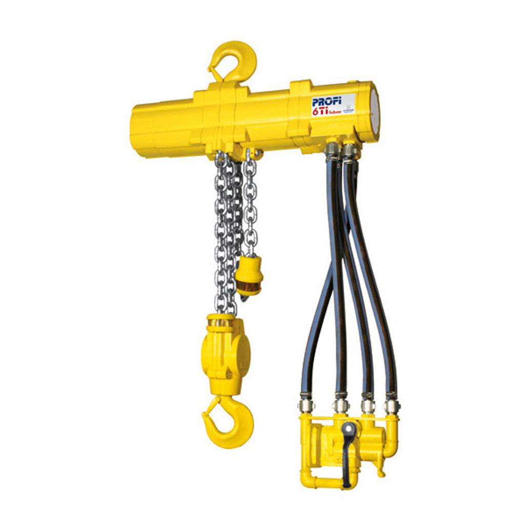 JDN SubSea Hoists – Lifting Equipment