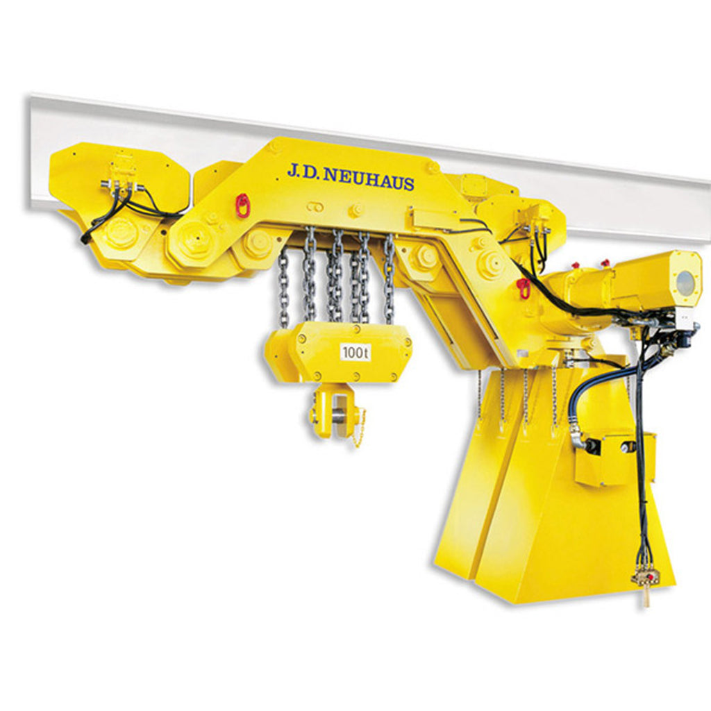 Ultra Low Monorail Hoists – Lifting Equipment