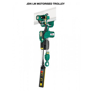 JDN Trolleys – Lifting Equipment