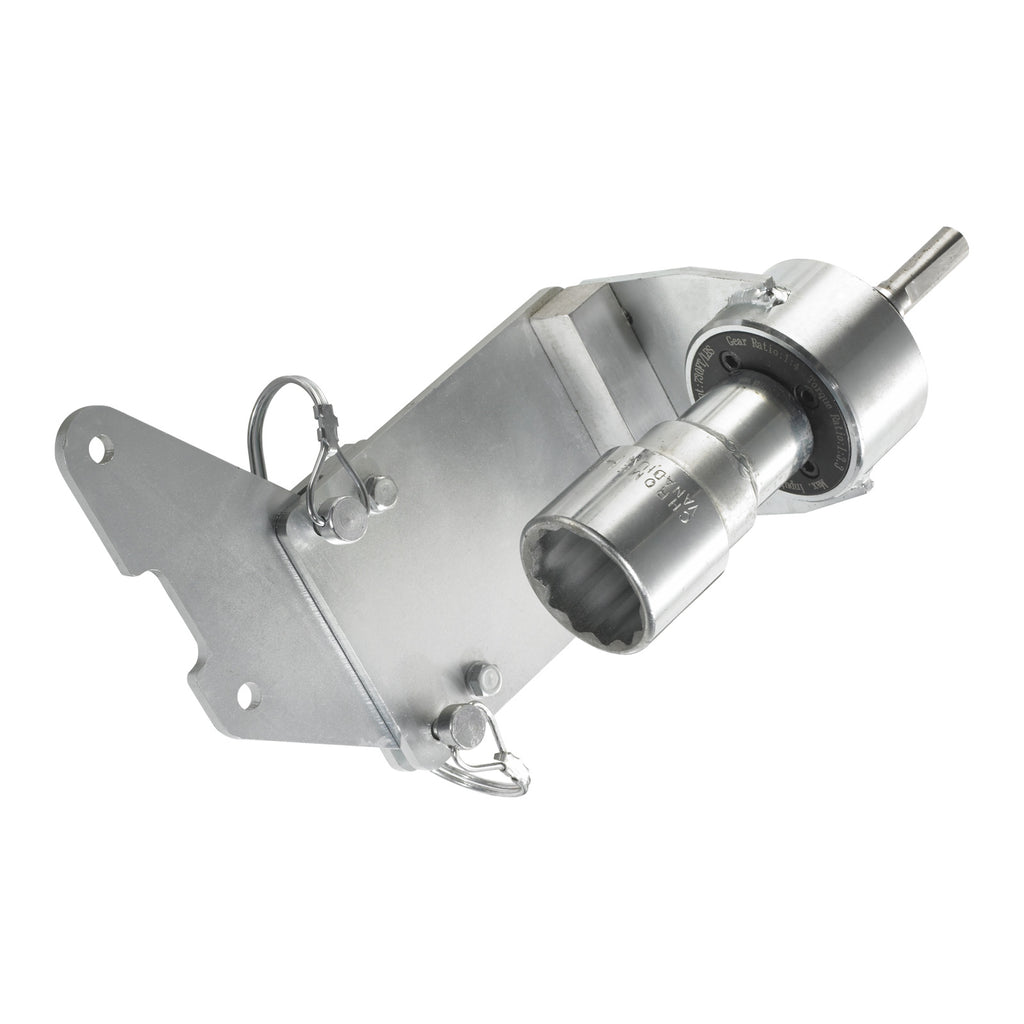 Jackpod Winch Reduction Drive