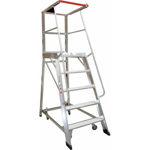 Monstar Order Picker Ladder - 150kg rated