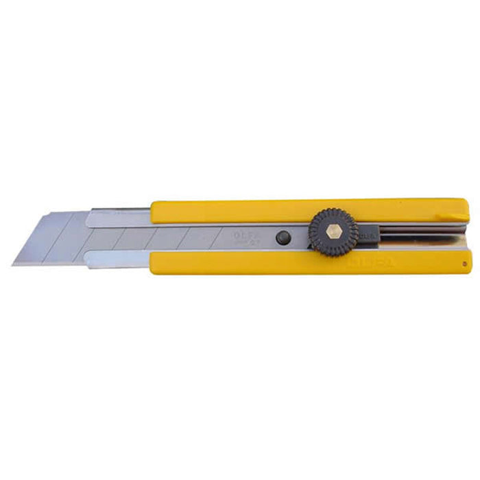 Olfa Extra Large Heavy Duty Snap Cutter 25mm H1