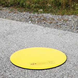 PIG DrainBlocker Round Drain Cover with DuPont Elvaloy For drains 35cm round