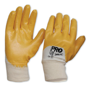 Superlite Orange Gloves