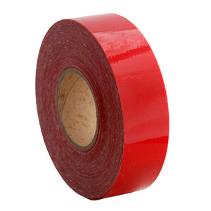 Class 1 Reflective Tape Red 50mm x 9m