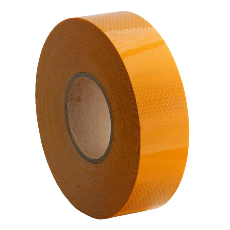 Class 1 Reflective Tape Yellow 50mm x 9m