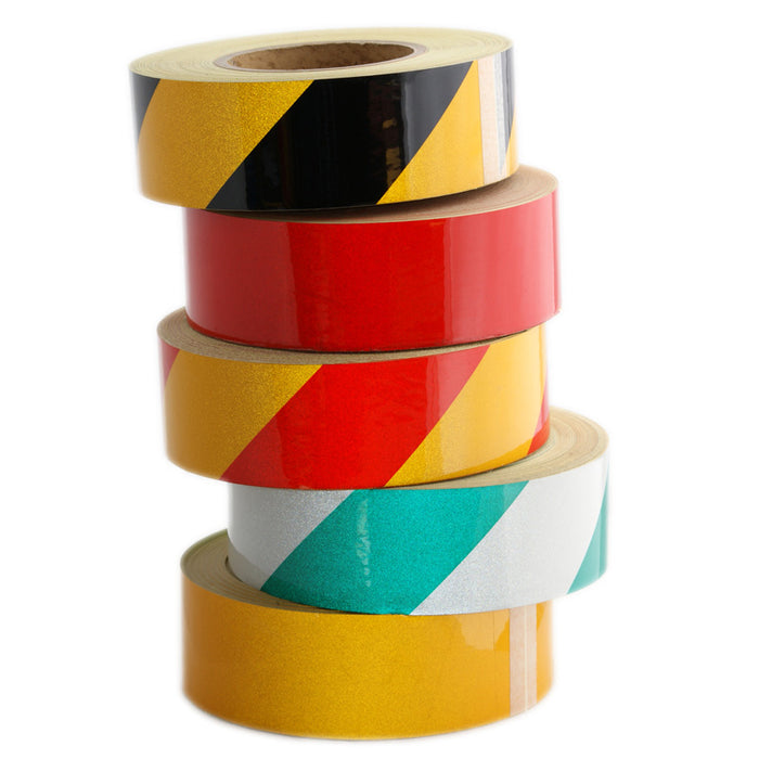 50mm Class 2 Reflective Tapes 9m Roll