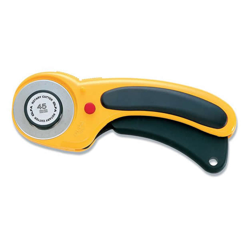 Olfa Rotary Cutter - Deluxe 45mm RTY2DX