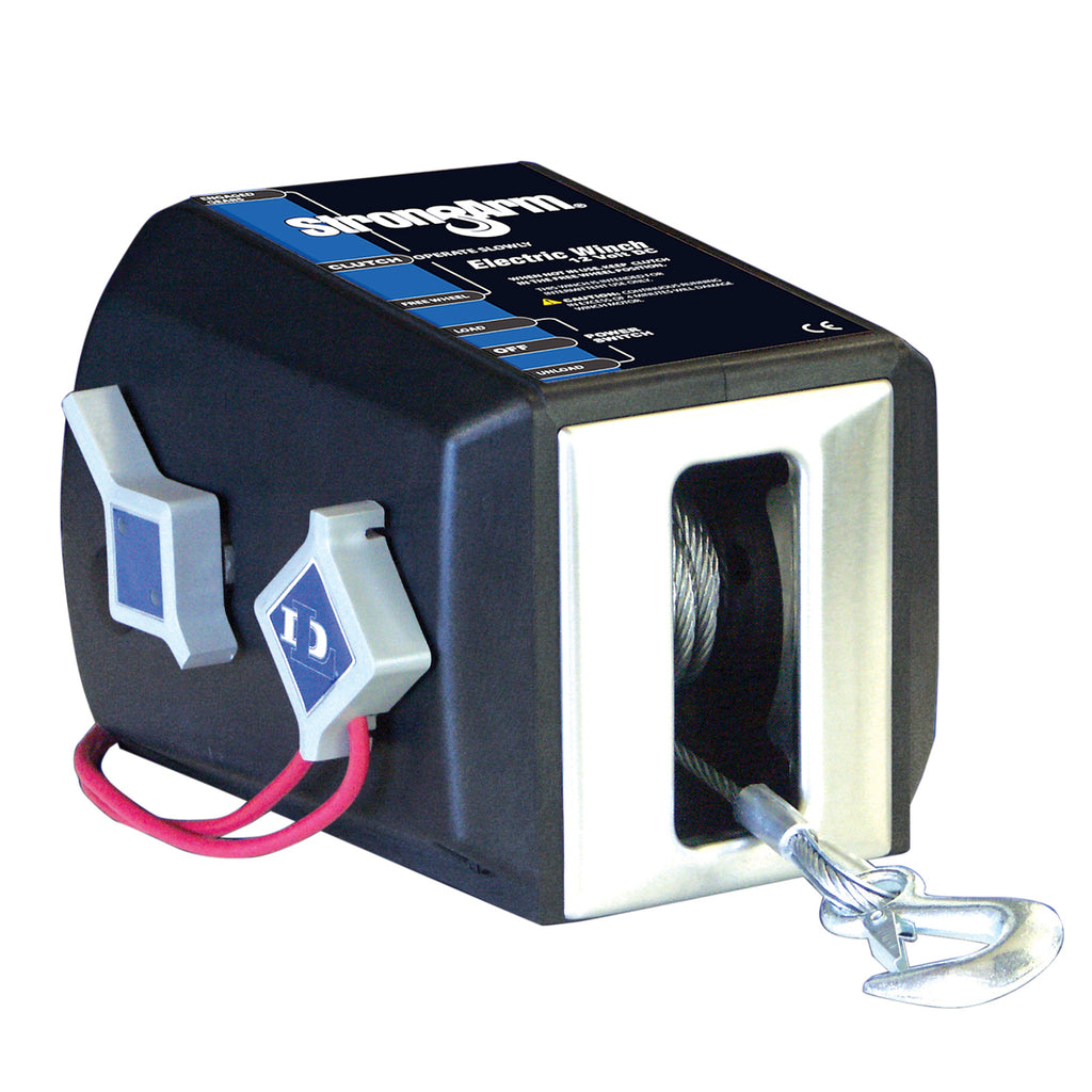 SA Series (12v) DC Electric Winch