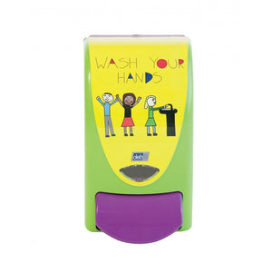 Schools 'Wash Your Hands' Dispenser