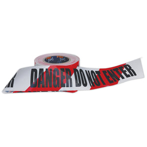 Barricade Tape Danger Do Not Enter