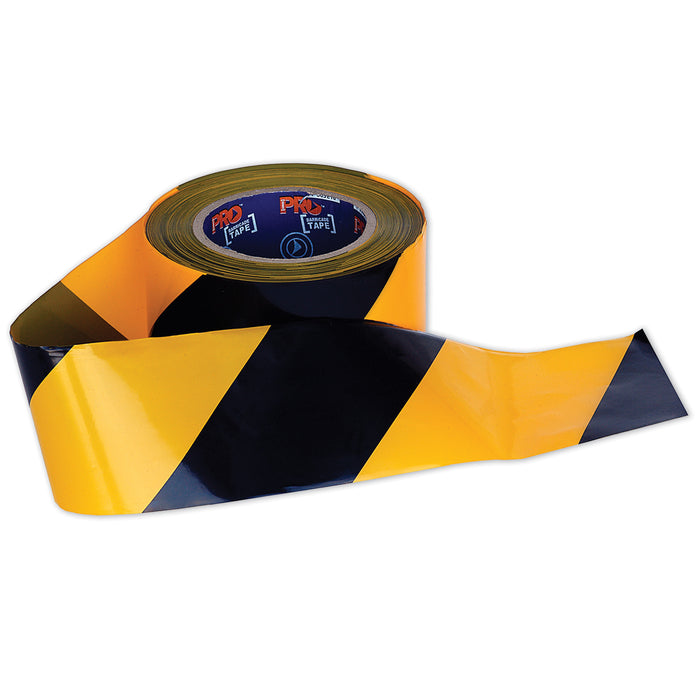 Barricade Tape Yellow/Black
