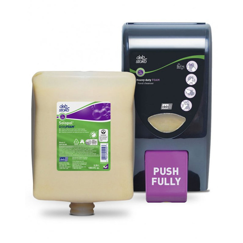 Solopol® GrittyFoam™ 3.25L Cartridge