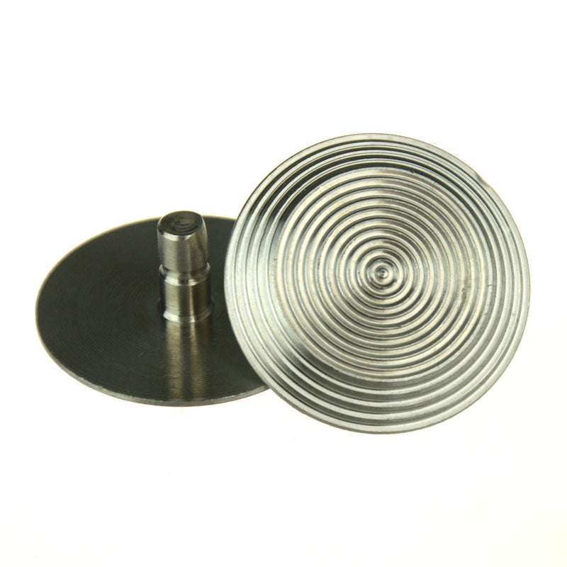 316 Stainless Steel Tactile with 14 rings 12mm Stem