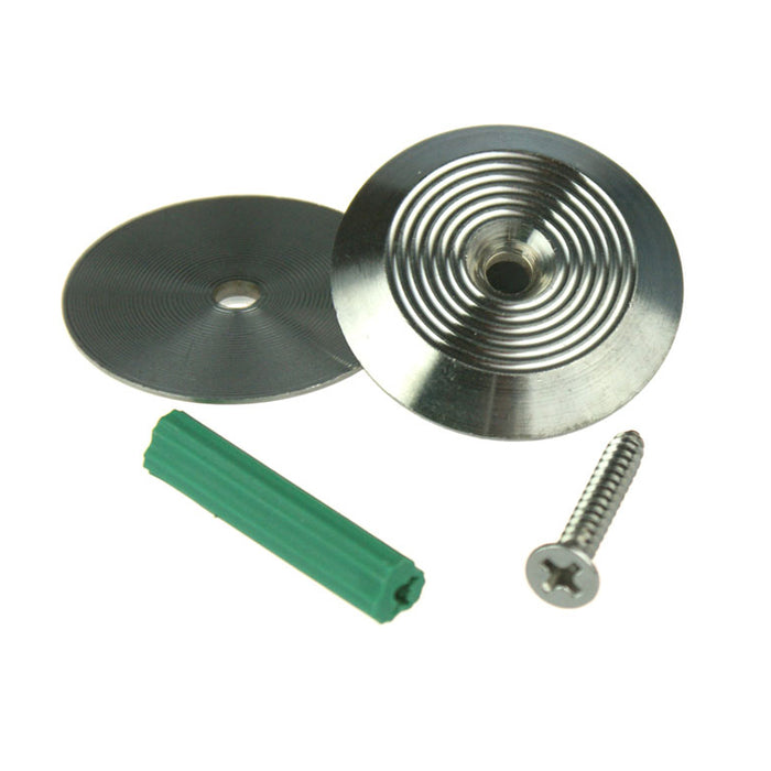 316 Stainless Steel Tactile Indicator with Tap Screw hole
