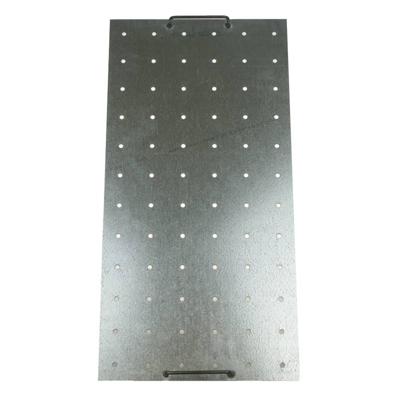 T16S Metal Tactile Template 300mm x 600mm
