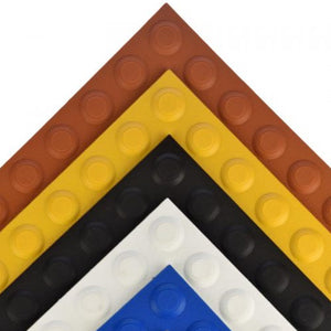 Hazardous Rubber Tactile Pads 300mm x 600mm