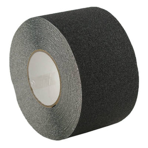 Self Adhesive Anti Slip Tape Black 100mm x 18.3m