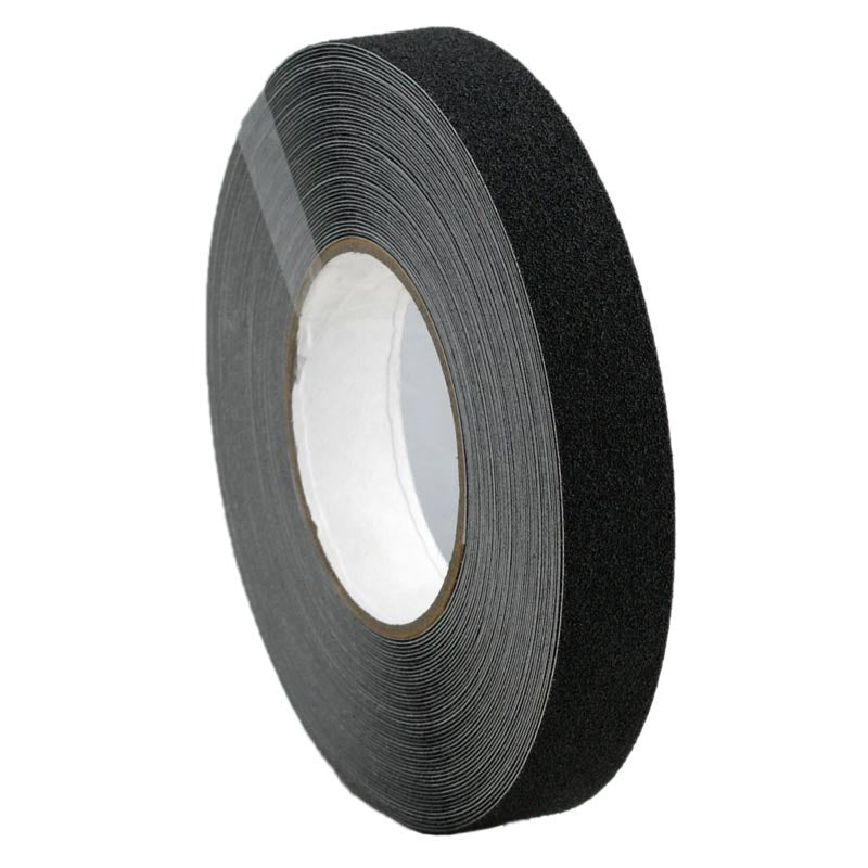 Self Adhesive Anti Slip Tape Black 25mm x 18.3m