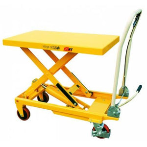 TF50 - 500kg/TF30 - 300kg Scissor Lift Table