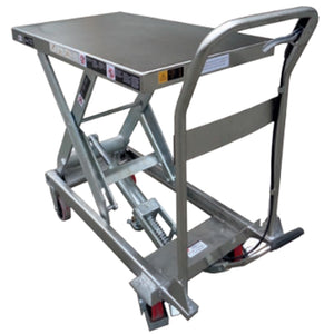 TFD15S Stainless Steel Scissorlift Table
