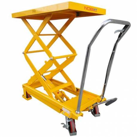 TFD35S Stainless Steel Scissorlift Table