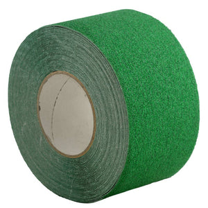 Self Adhesive Anti Slip Tape GREEN 100mm x18.3mm