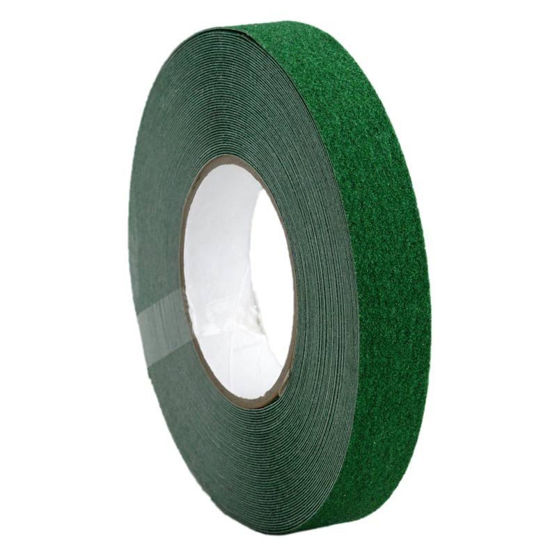 Self Adhesive Anti Slip Tape GREEN 25mm x 18.3m