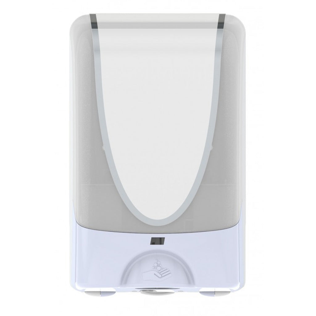 TouchFREE Dispenser White / Chrome